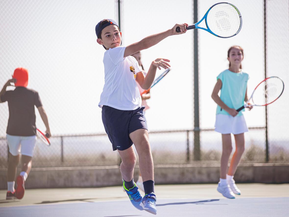 Tennis | Reasons for kids to learn tennis! Kid's racket choosing guide