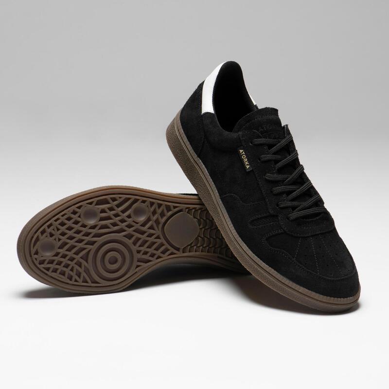 Keepershandbalschoenen voor volwassenen GK500 zwart