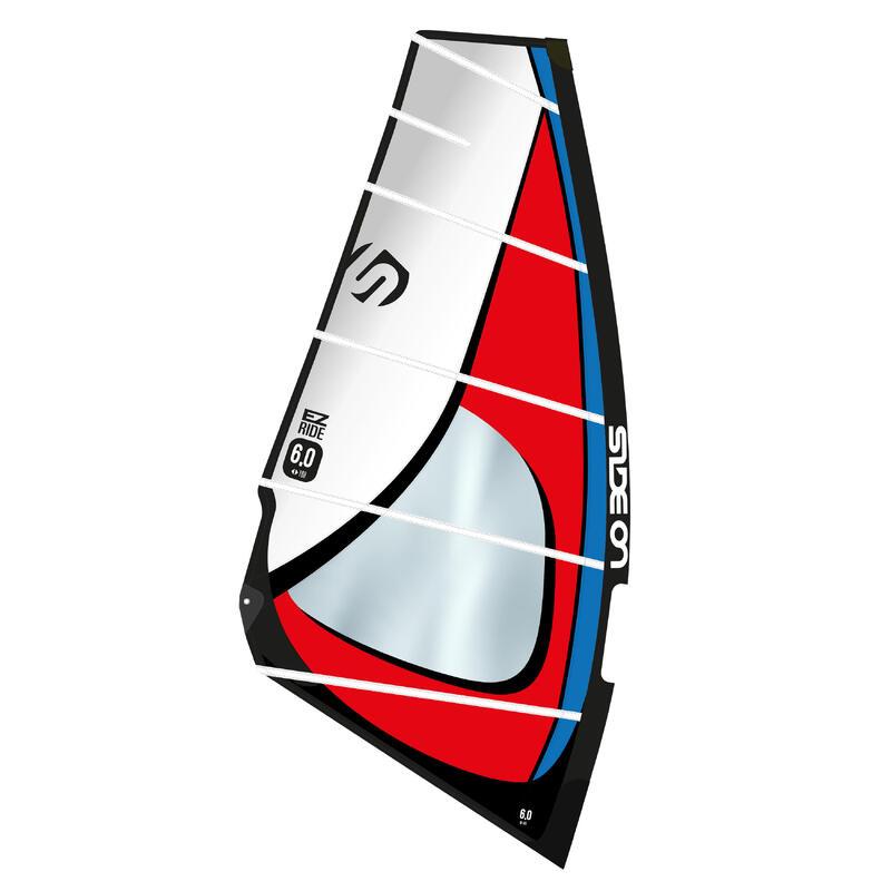 Aparejo Windsurf Ezride Side On 6,0M² Dacrón Iniciación