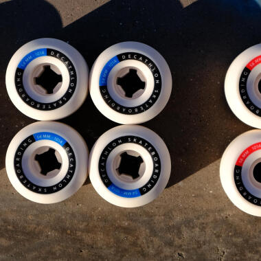 roues de skate 52mm 54mm 56mm 101A