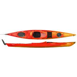 Kayak Rígido de Passeio Sit-In Zegul Ormen MV 147 - 1 pessoa