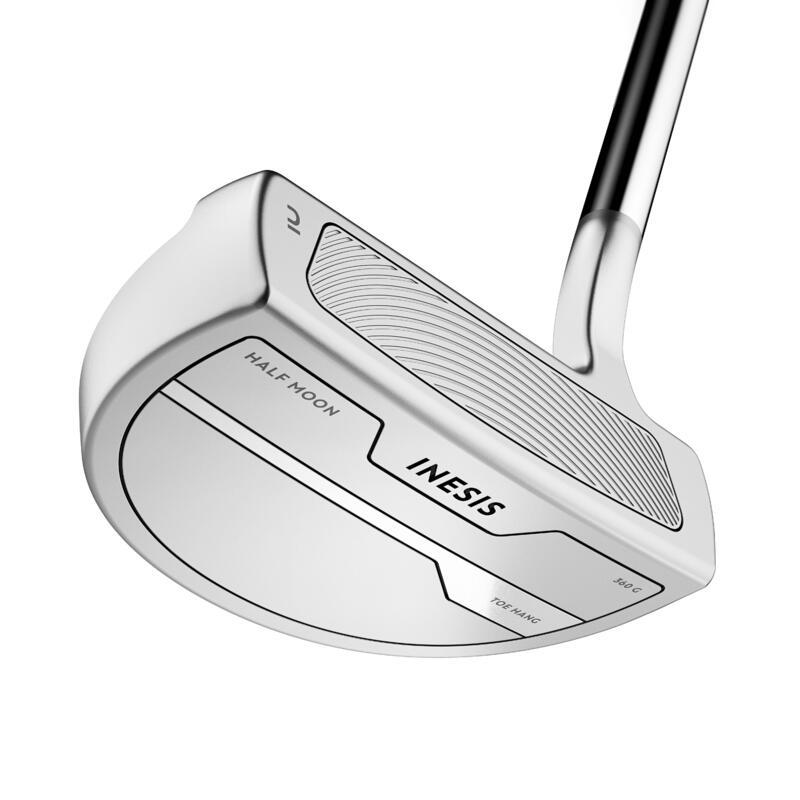 Putter Golf Media Luna Toe Hang Diestro (Adaptado al Putting en Arco)