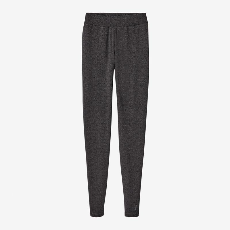 Legging Coton Fitness Fit+ Gris