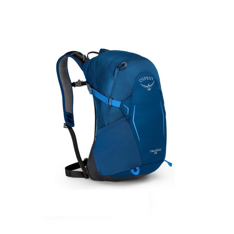 Hikelite 18 Daypack - Bacca Blue