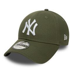 CASQUETTE DE BASEBALL MLB ADULTE NEW ERA 9FORTY NEW YORK YANKEES VERTE OLIVE
