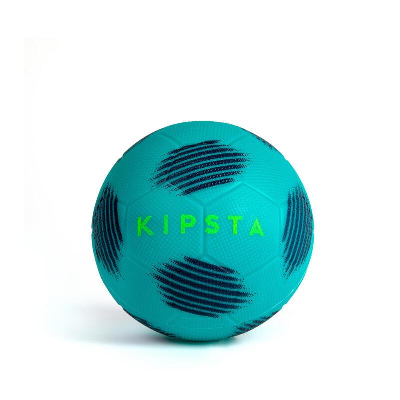 Mini ballon de football Sunny 300 taille 1 bleu turquoise