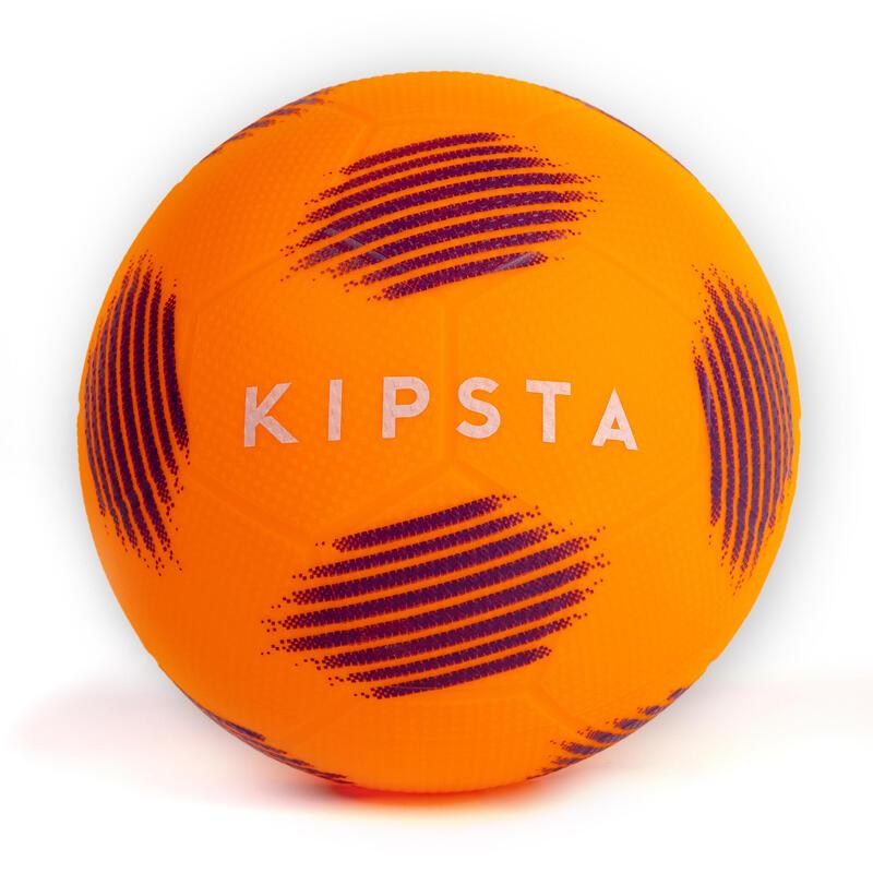 Fotbalový míč Sunny 300 velikost 5 oranžovo-černý