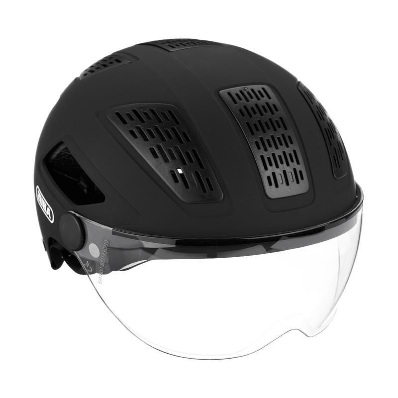 City Cycling Helmet Villite Ace 2.0 - Black