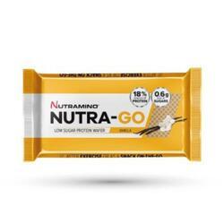 Gaufrette Protéinée STS Nutra-Go Wafer à la vanille