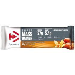 Barre protéinée Super Mass Gainer Deluxe à la vanille et caramel