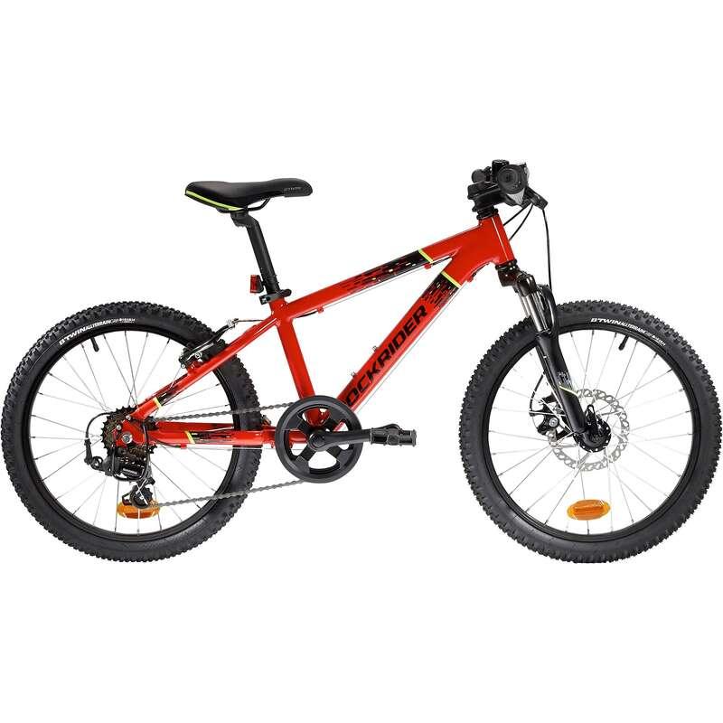 Детские МТВ велосипеды 6-12 лет Велоспорт - ВЕЛОСИПЕД ROCKRIDER ST900 6–9Л BTWIN - Велоспорт