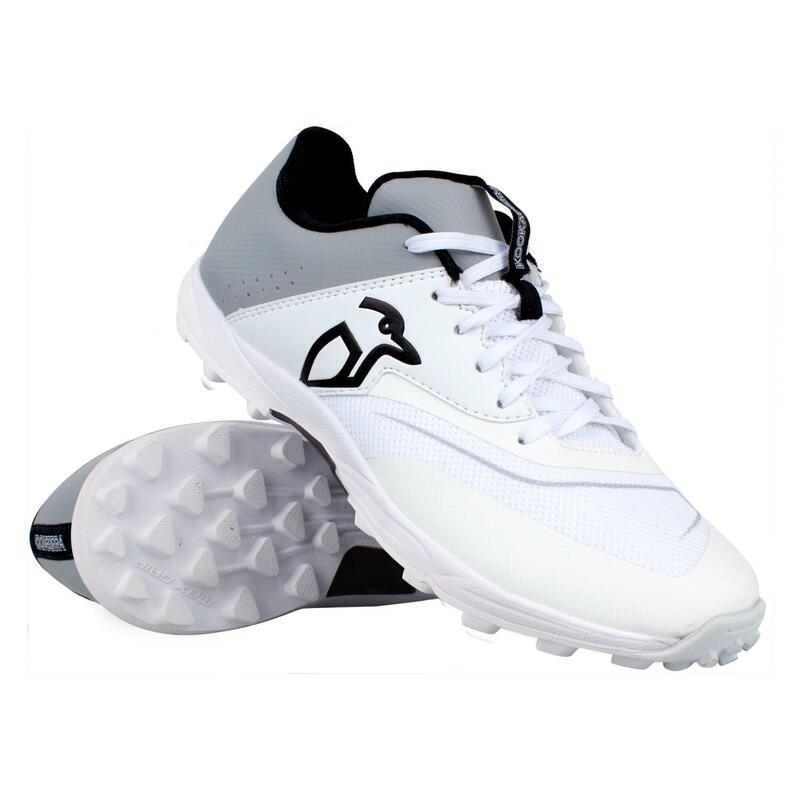 Kookaburra 3.0 Rubber Cricket Shoe Senior Grey