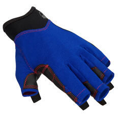 Luvas sem dedos Vela 500 Adulto Azul