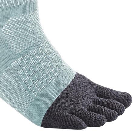 Running 5-Toe Socks Run 900 - mint green