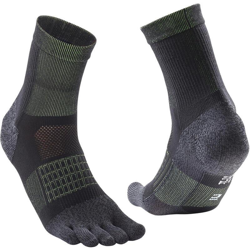 Běžecké ponožky a kompresní podkolenky