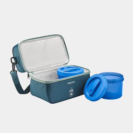Lunch box isotherme - 2 boîtes alimentaires comprises - 4,4 Litres