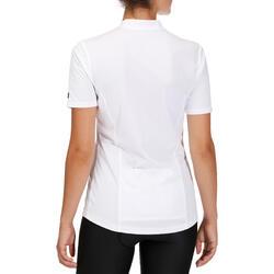 Fietsshirt met korte mouwen dames 100 - 201368