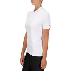 Fietsshirt met korte mouwen dames 100 - 201371