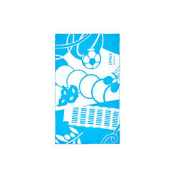 Ultra-Compact Microfibre Towel Size L 80 x 130 cm - Italy Print