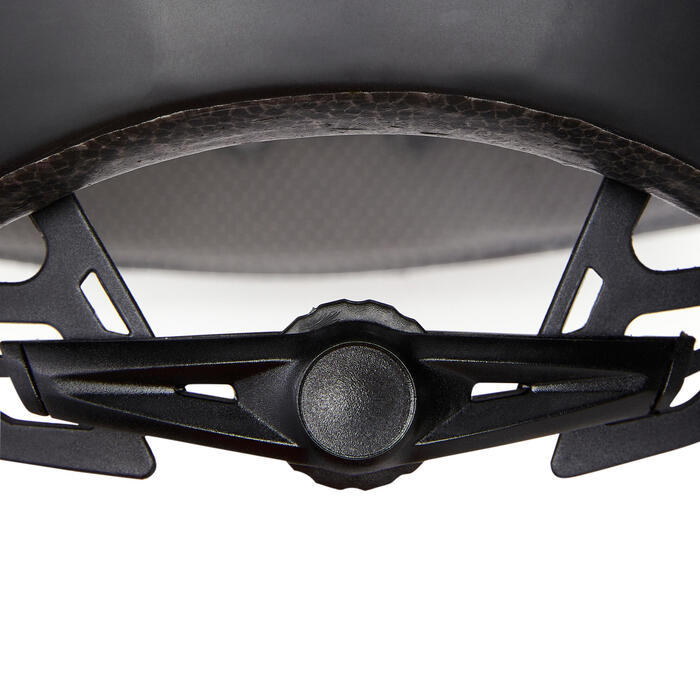 Casque roller ELITE CLASSIC Noir .