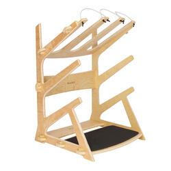 RACK SURF Autoporté pour 3 planches stockage vertical ou horizontal