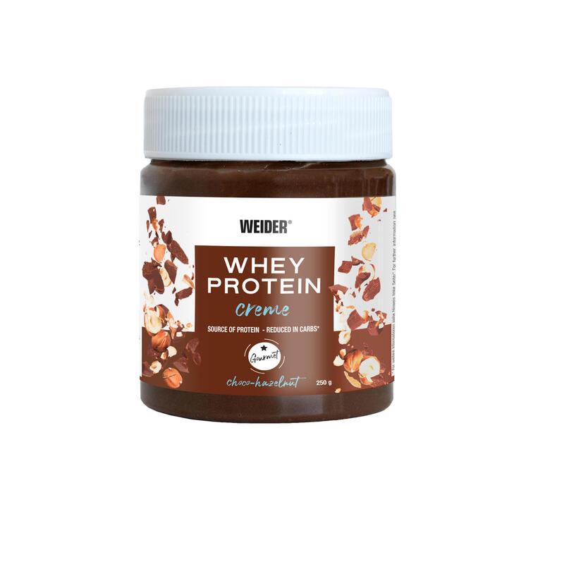 Crema de chocolate cacao Whey Protein Weider 250 gr.