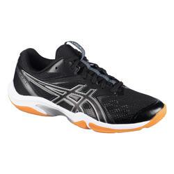 Sportschoenen badminton, squash, indoor sporten GEL-BLADE 8 zwart