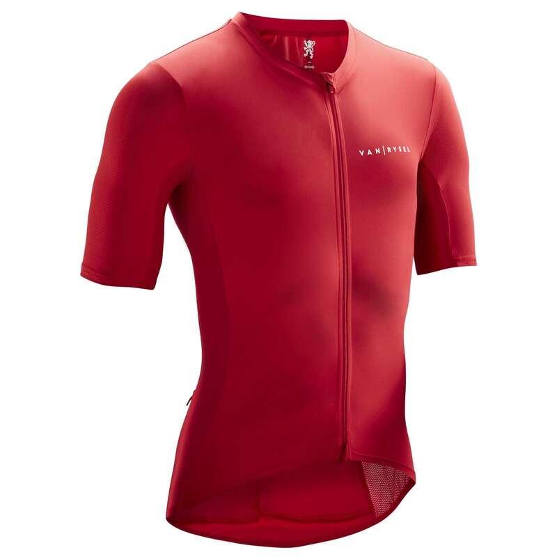 HAB VELO RTE CYCLOSPORT TPS CHAUD H Cykelsport - Cykeltröja NEO-RACER röd VAN RYSEL - Cykelkläder och cykelskor