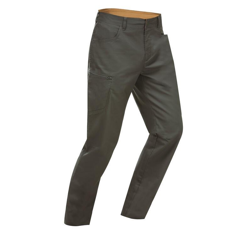 กางเกงขายาวทรงมาตรฐานสำหรับผู้ชายใส่เดินป่าแบบออฟโรดรุ่น NH500