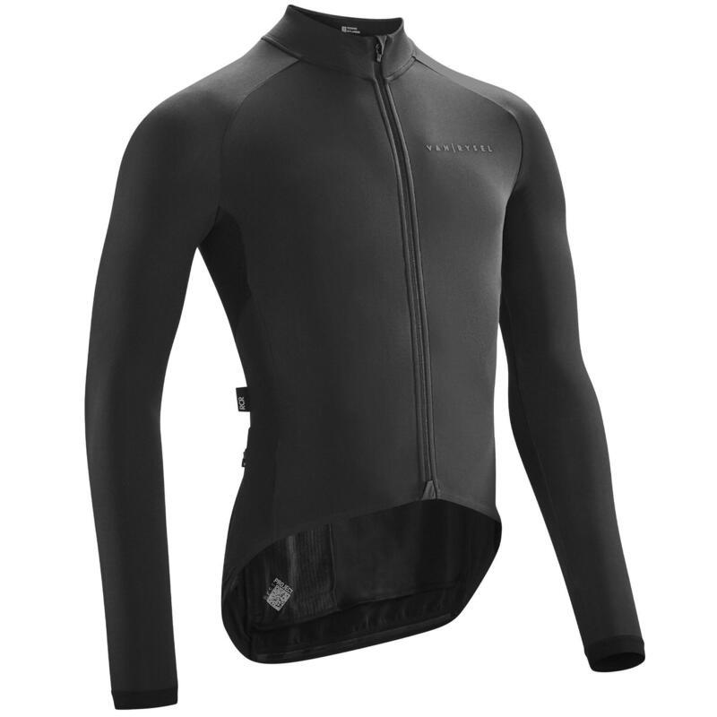 Maglia ciclismo RCR nera