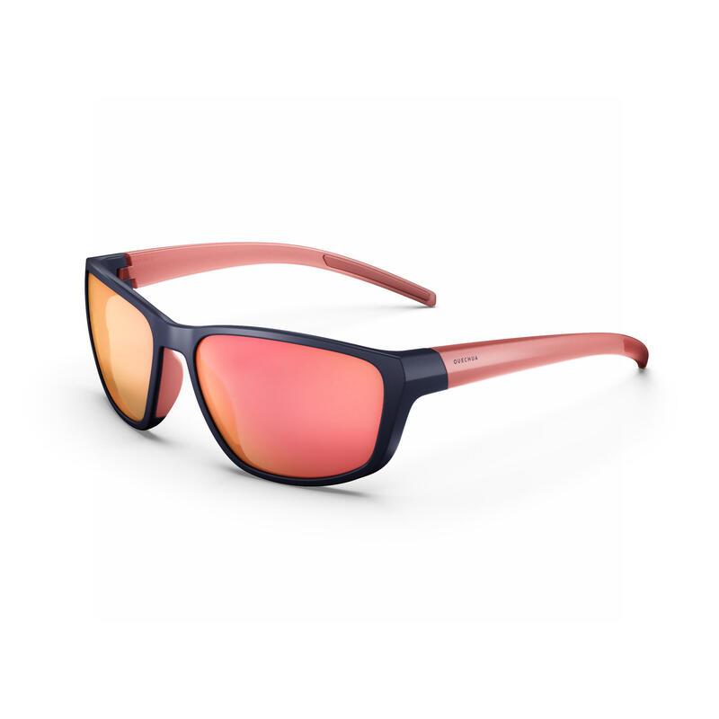 Gafas de Sol Polarizadas Mujer Montaña y Senderismo MH550W Categoría 3