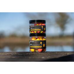 Boilies Flutuantes de Pesca à Carpa POP-UPS 16-20mm Strawbanana
