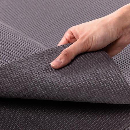Essential Yoga Mat (4mm) Grey - Kimjaly