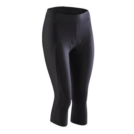 100 cycling 3/4 tights - Women