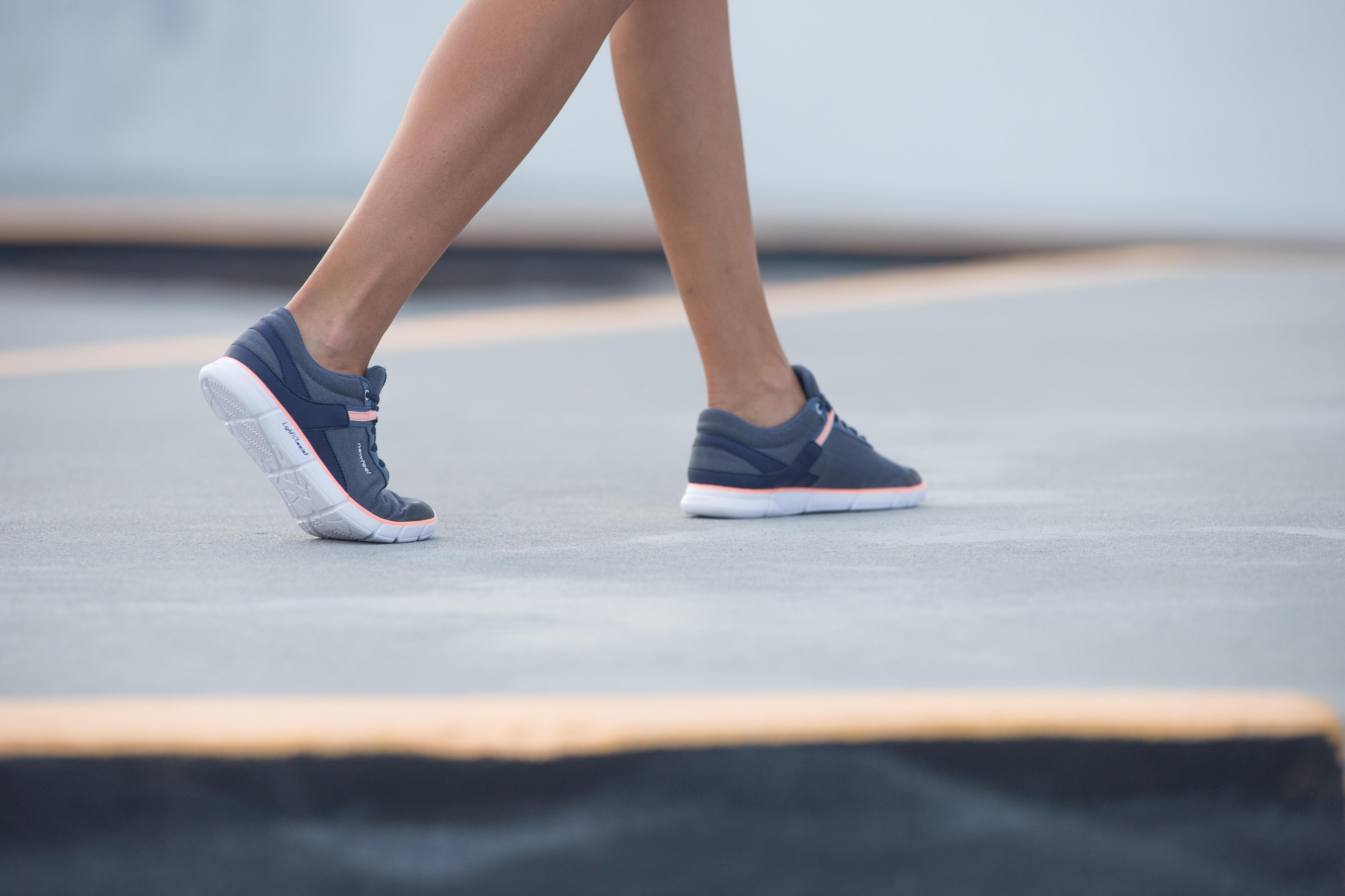 Walking shoes for women soft 540 - Mottled White