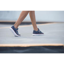 Soft 540 Women's Fitness Walking Shoes - Tiki Blue
