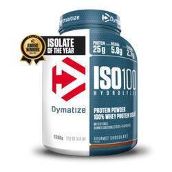 Protéines en poudre Dymatize Iso 100 Gourmet Chocolate 900g