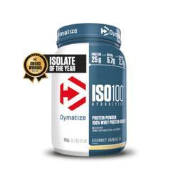 Proteinpulver Dymatize Iso 100 Gourmet Vanilla 900g