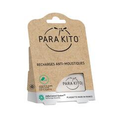 2 Plaquettes Recharges Anti-moustiques