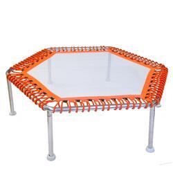 Zeshoekige trampoline WX-TRAMP