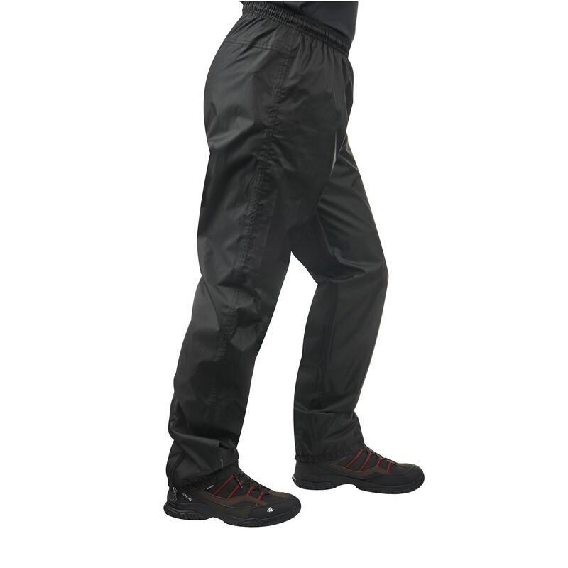 Pantalón Impermeable Hombre Montaña y Trekking NH500