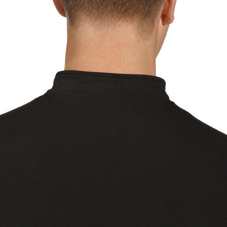 Essential Road Cycling Short-Sleeved Jersey - Black