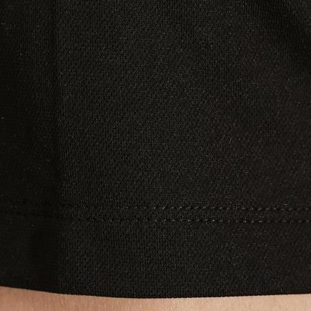 Джерсі 100 для їзди на шосейних велосипедах, з коротким рукавом - Чорна