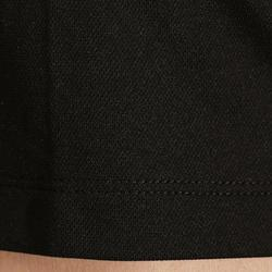 Wielershirt RC100 Essential met korte mouwen voor heren zwart