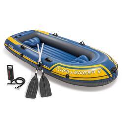 Bateau gonflable en set Intex Challenger Boat 3