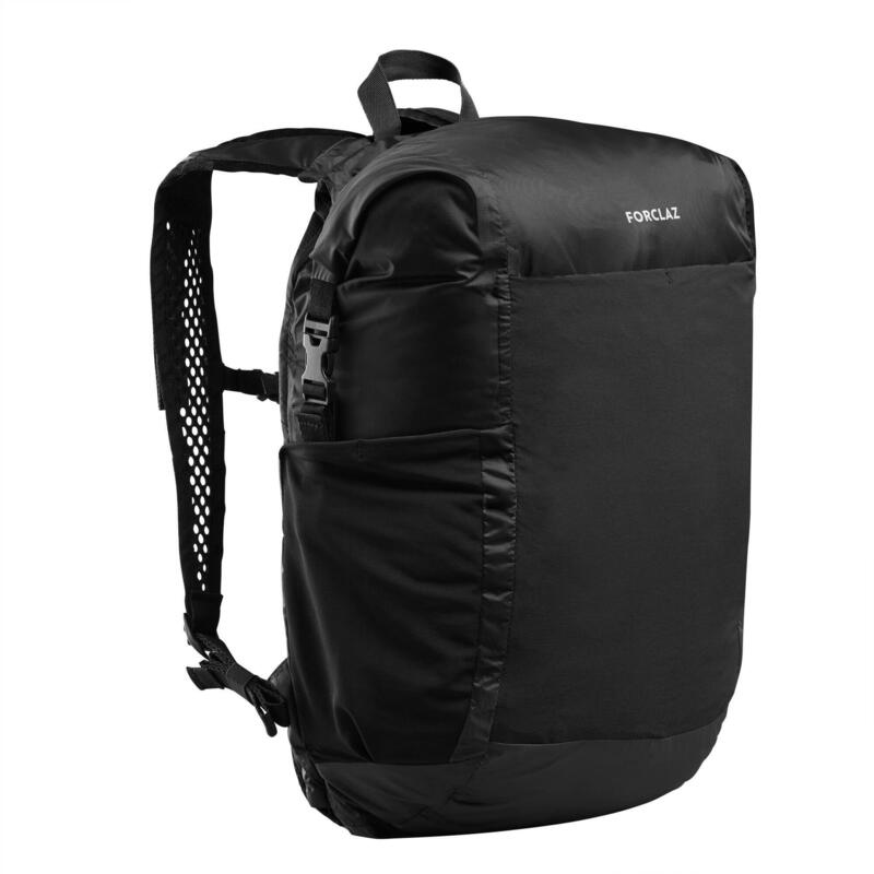 Compact Waterproof Bag TRAVEL 25 L Black