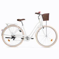 Vélo de ville ELOPS 520 cadre bas limited edition 'Fête des Mères'