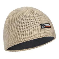 成人款保暖防風航海毛帽100-灰色