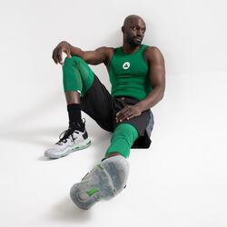 Men's Base Layer Basketball Capri Leggings - Green/NBA Boston Celtics