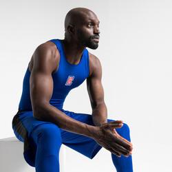 Men's Sleeveless Basketball Base Layer Jersey UT500 - NBA Los Angeles Clippers